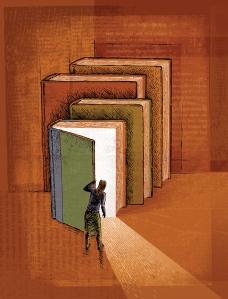 Book Door