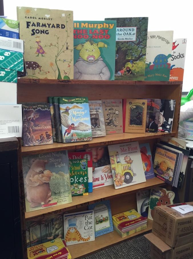 Children's Health Center Book Nook
