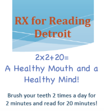 2 x 2 + 20 = A Healthy Mouth and A Healthy Mind