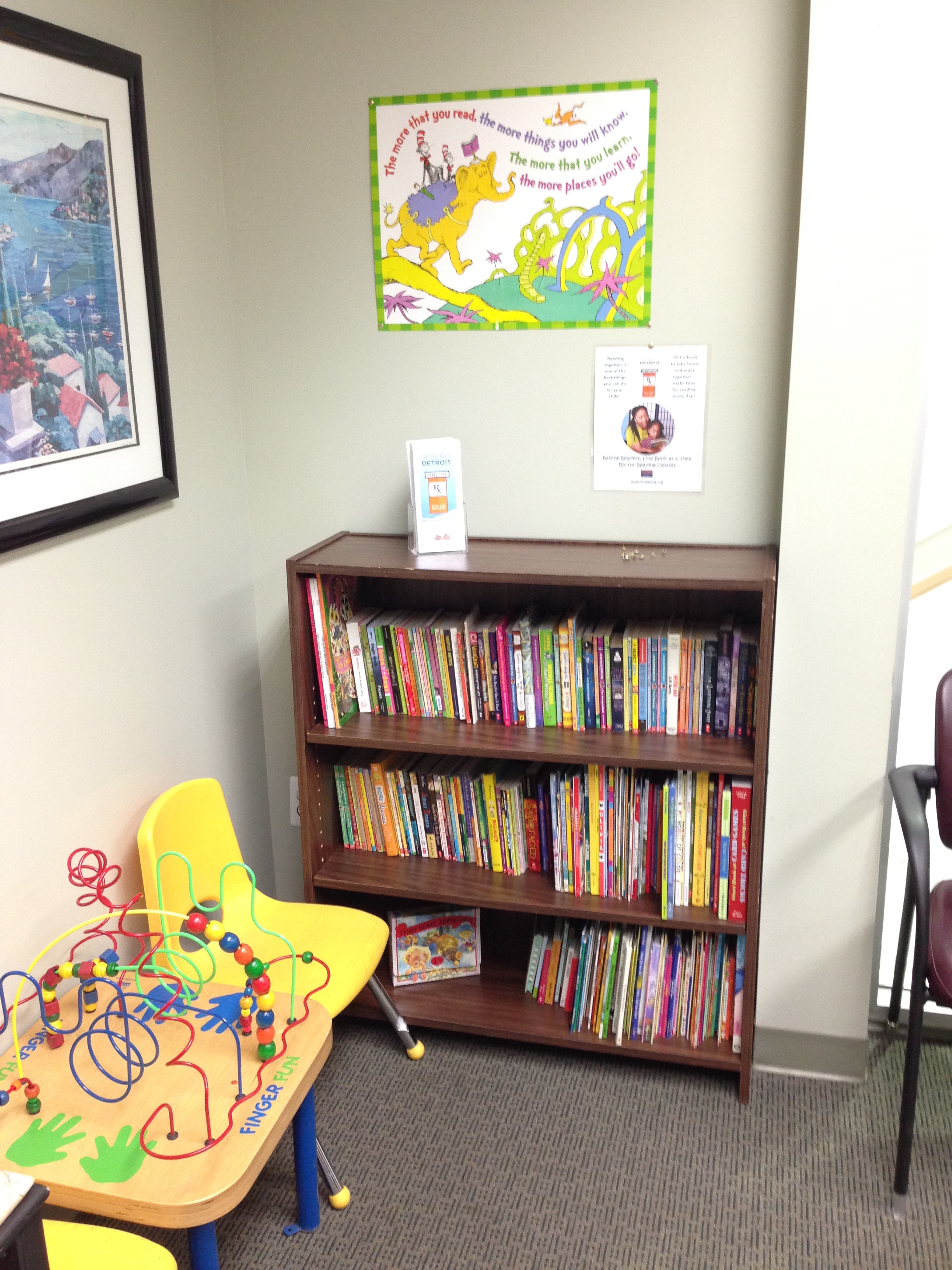 The ACC Behavioral Clinic Library